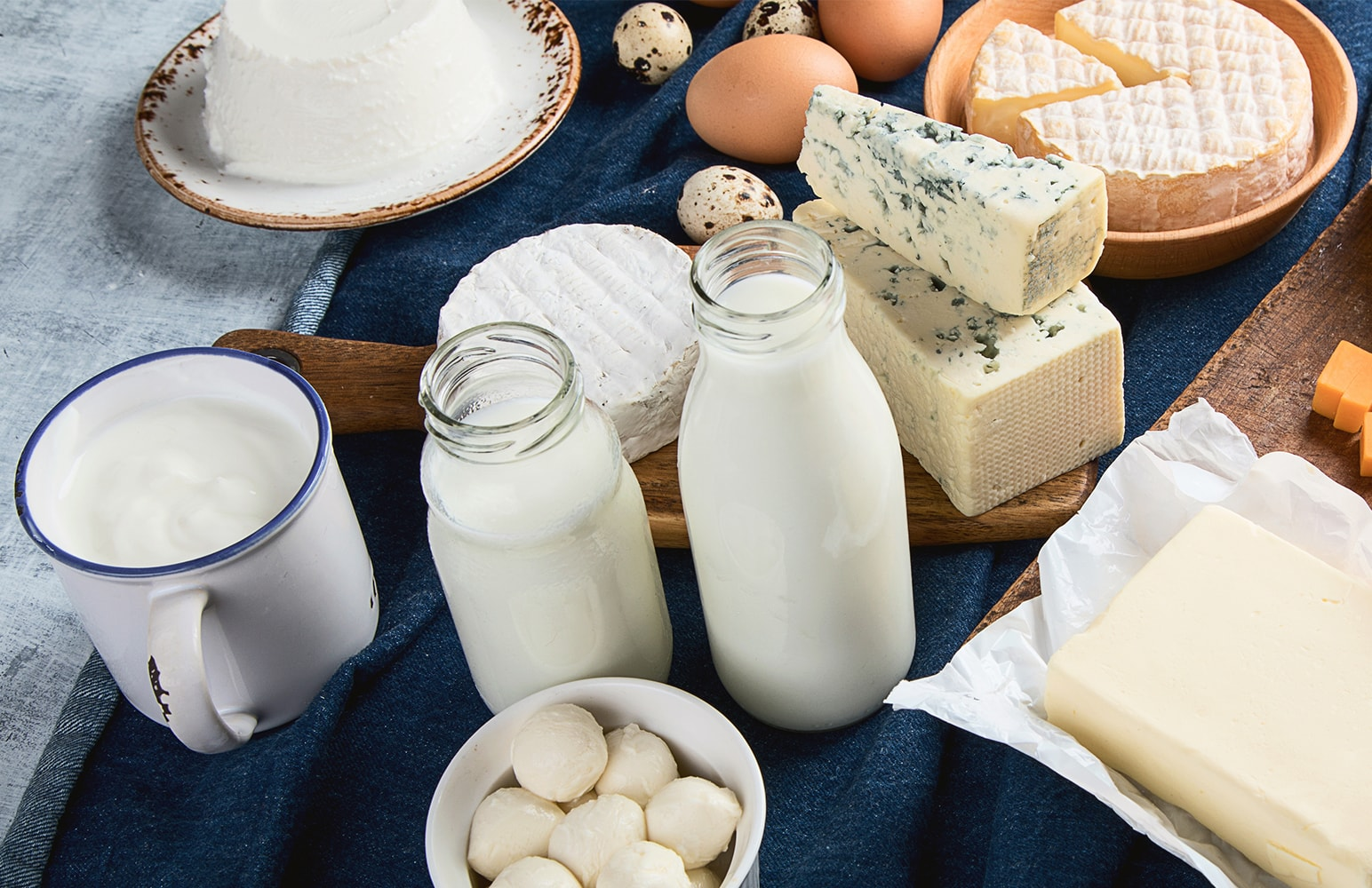 First few months of 2019 record nearly 30% growth in dairy exports