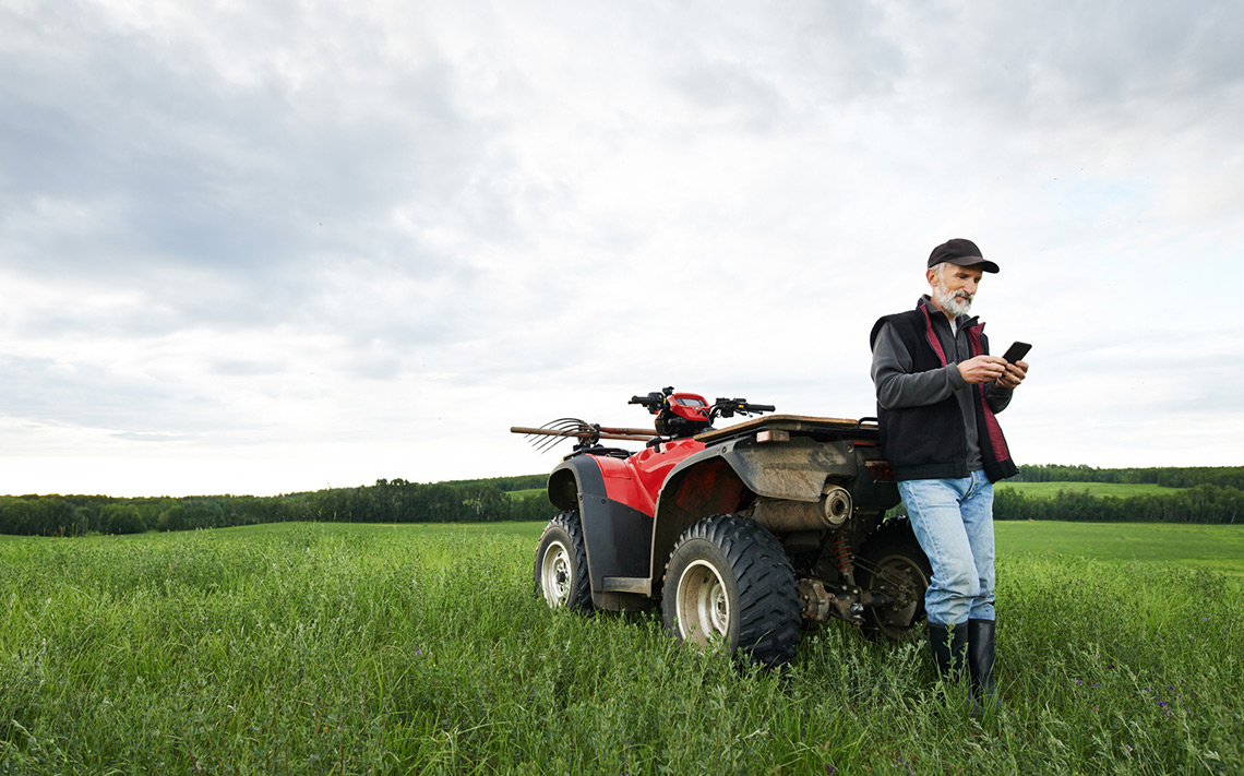 Farmers welcome new rural mobile coverage deal
