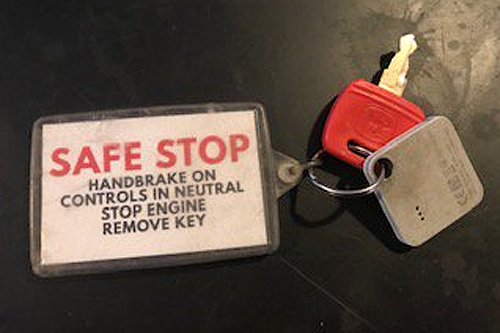 follow safe stop
